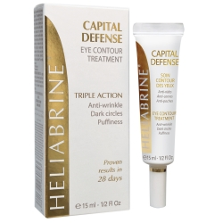 HELIABRINE Paakių kontūro serumas Capital Defense 15ml