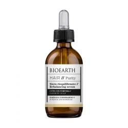 BIOEARTH Ekologiškas plaukų serumas nuo pleiskanų 50ml