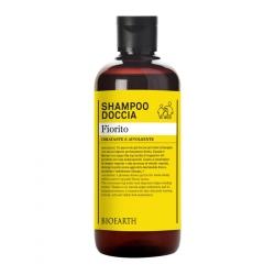 BIOEARTH Ekologiškas gėlių kvapo šampūnas ir dušo gelis Doccia 500ml