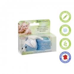 ALPHANOVA kūdikių Ledo kubelis mėlynas Bobo, 80 g