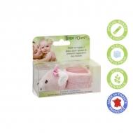 ALPHANOVA kūdikių Ledo kubelis rožinis Bobo, 80 g