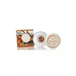 Muilas Apelsinų ir Cinamono aromato, ARANCIA 100g