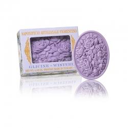 Muilas Visterijos aromato, WISTERIA 125g