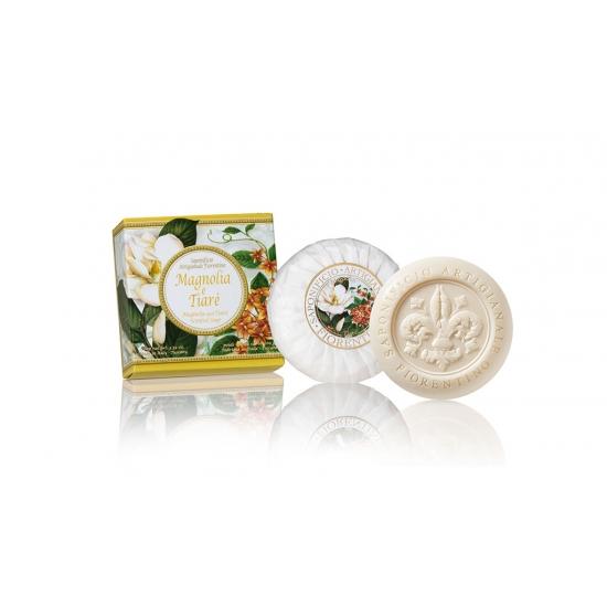 Muilas Magnolijų ir apelsinų aromato, MAGNOLIA 100g