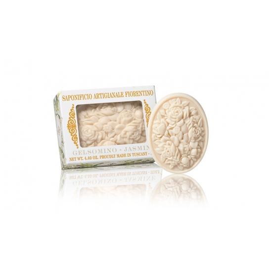 Muilas Jazminų aromato, JASMINE 125g